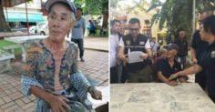 72歲阿伯公園下棋「刺青太帥」被上傳意外爆紅!警方一看「他斷掉一截小指」嚇得馬上逮補!
