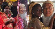 22歲非洲姑娘嫁給68歲中國老大爺!婚後生活很幸福,生下的女兒卻讓人感慨萬分!