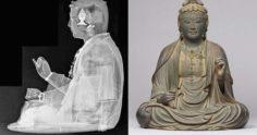 X光照出奈良佛像「藏180件文物」學者兩難:要不要破壞佛像取出?