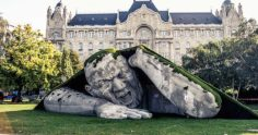全球17個入圍獲獎雕塑 台北「河馬」揚名國際!
