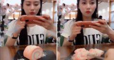 為什麼女生吃飯前都喜歡拍照?